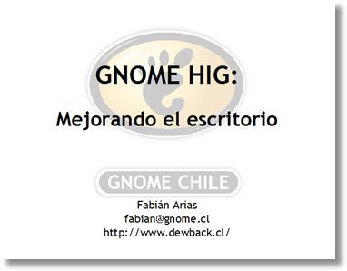 GNOME HIG