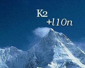 K2+l10n